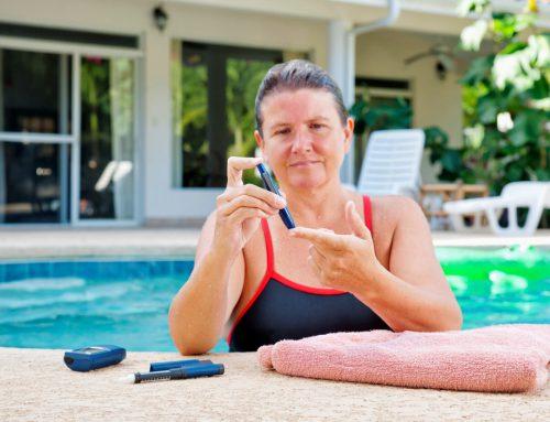Καλοκαίρι με Σακχαρώδη Διαβήτη