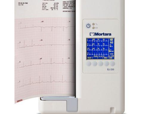 Καρδιογράφος MORTARA ELI 230